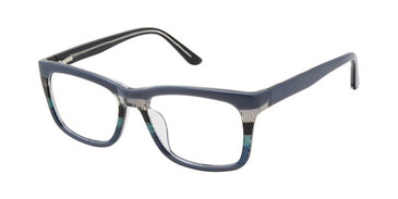Grey Zuma Rock ZR012 Eyeglasses.