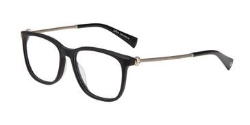 Matte Black John Varvatos V419 Eyeglasses.