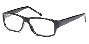 Black Capri 4U US 59 Eyeglasses