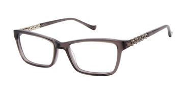 Grey Tura Te263 Eyeglasses - Teenager.