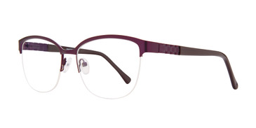 Violet Affordable Design Aubrey Eyeglasses.