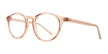 Brown Affordable Design River Eyeglasses.