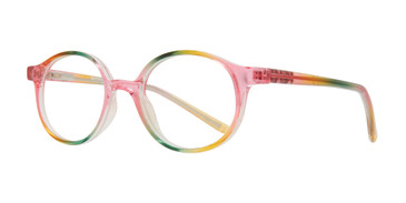 Rainbow Affordable Design JoJo Eyeglasses.