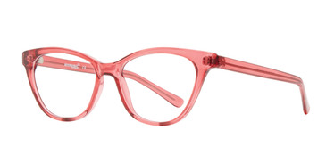 Burgundy Affordable Design Pookie Eyeglasses.