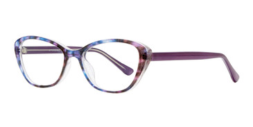 Violet Affordable Design Jane Eyeglasses.