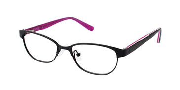 Black Oio OT22 Eyeglasses.