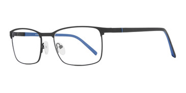Black Lite Design Eli Eyeglasses