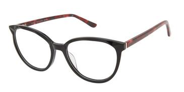 Black Mulberry Ann Taylor ATP816 Petite Luxury Eyeglasses - Teenager