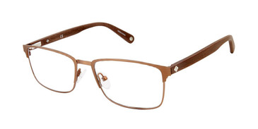 Mt Brown/Brown Sperry BAYVIEW Eyeglasses.