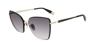 Black 0301 Furla SFU403 Sunglasses.