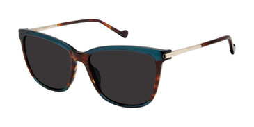 Teal/Tortoise Mini 747002 Sunglasses