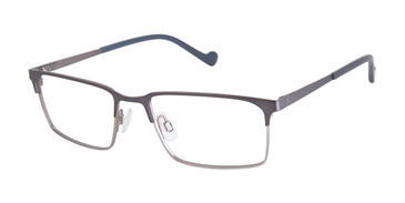 Slate/Gunmetal Mini 764006 Eyeglasses