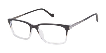 Black/Crystal Mini 765002 Eyeglasses
