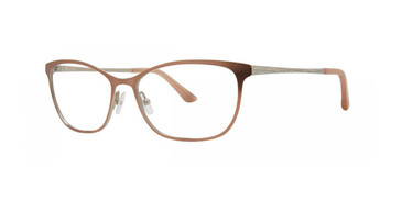 Rose Gold Dana Buchman Kirby Eyeglasses.