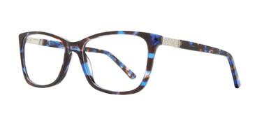 Black Serafina Athena Eyeglasses.