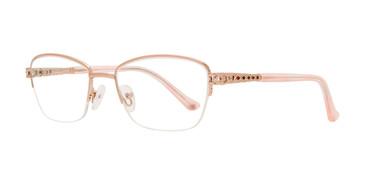 Pink Serafina Lorna Eyeglasses.