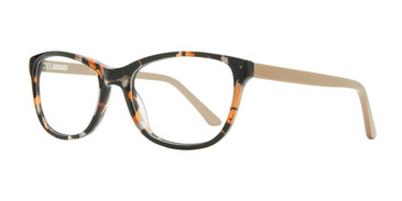 Demi/Brown Serafina Penelope Eyeglasses