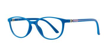 Blue Eight To Eighty Ariel Eyeglasses.