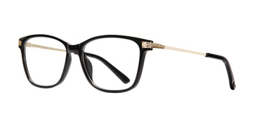 Black Eight To Eighty Brianna Eyeglasses