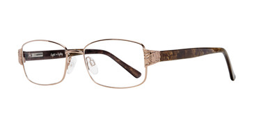Brown Eight To Eighty Ida Eyeglasses