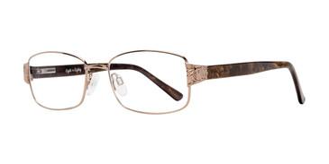 Brown Eight To Eighty Ida Eyeglasses.