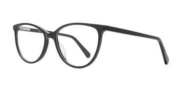 Black Eight To Eighty Kitty Eyeglasses.