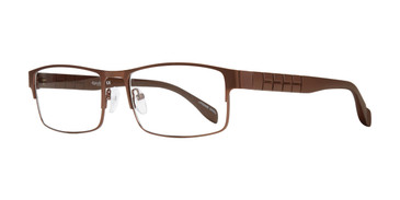 Brown Eight To Eighty Lee Eyeglasses.