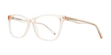 Brown Eight To Eighty Margo Eyeglasses.