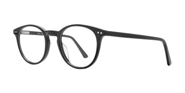 Black Eight To Eighty Sawyer Eyeglasses.