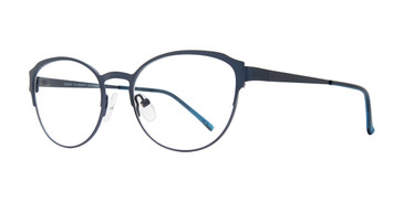 Blue Eight To Eighty Fanny Eyeglasses - Teenager.