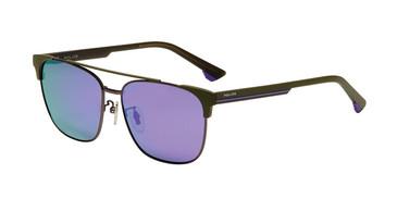 Black Violet (S69V) Police SPL574 Sunglasses.