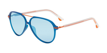 Blue(Z80X) Police SPL582 Sunglasses.