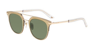 Gold(300) Police SPL584 Sunglasses.
