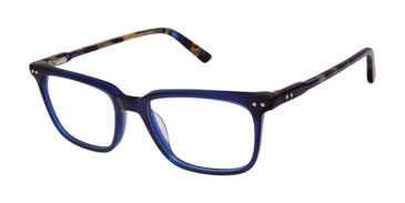 Blue Ted Baker TPW002 Eyeglasses - Teenager.