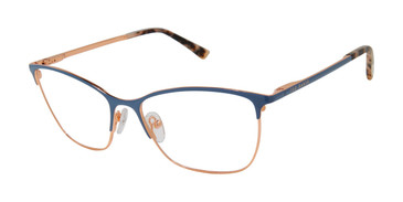 Grey/Rose Gold Ted Baker TW503 Eyeglasses.