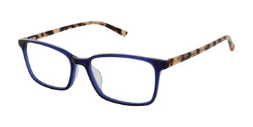 Blue Ted Baker TWUF001 Eyeglasses.