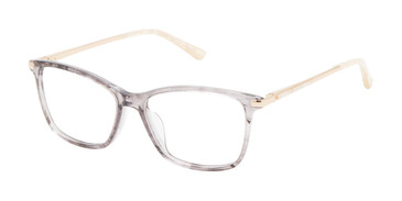 Grey Ted Baker TWUF002 Eyeglasses.