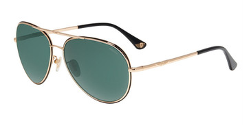 Gold Police SPL966N Sunglasses.