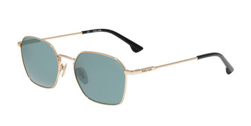 Gold(0300) Police SPL970 Sunglasses.