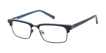 Navy Ted Baker B977 Eyeglasses - Teenager.