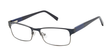 Navy Ted Baker B975 Eyeglasses.