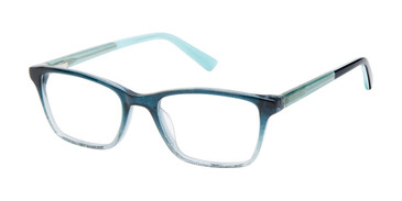 Teal Ted Baker B974 Eyeglasses.