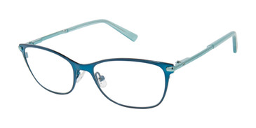 Teal Ted Baker B973 Eyeglasses -Teenager.