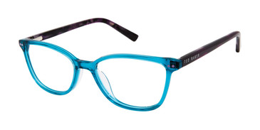 Teal Ted Baker B969 Eyeglasses.