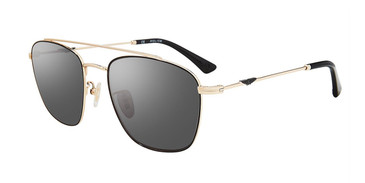 Gold(0301) Police SPL996 Sunglasses.