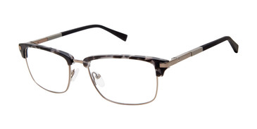 Grey Tortoise Ted Baker TM503 Eyeglasses.