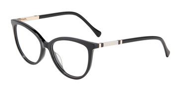 Black Lucky Brand D226 Eyeglasses.