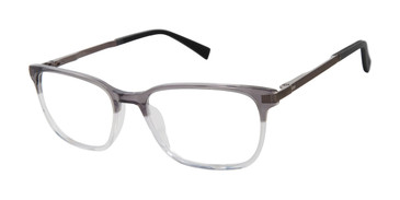 Grey/Crystal Ted Baker TFM007 Eyeglasses.