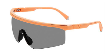 Orange(06AE) Police SPLA28 Sunglasses.