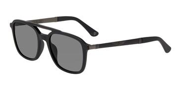 Matte Black(0703) Police SPLA53 Sunglasses.